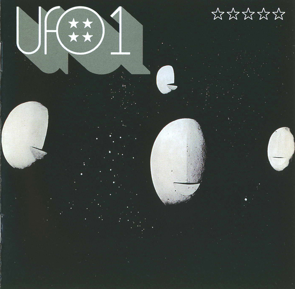 UFO 1 is the band's first album, released in 1970.