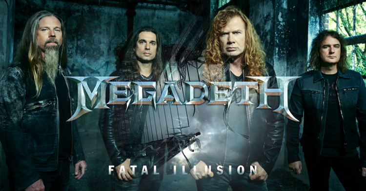 """Fatal Illusion"" is a track from Megadeth's forthcoming (and as of yet untitled) 15th studio album."