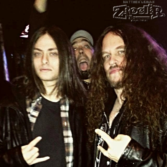 ZRock'R's Matt Leiman and Hate Eternal's Erik Rutan!