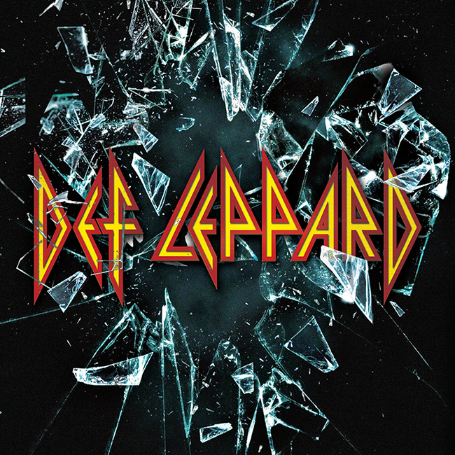Def Leppard's self titled album, their first in 7 years is available NOW!