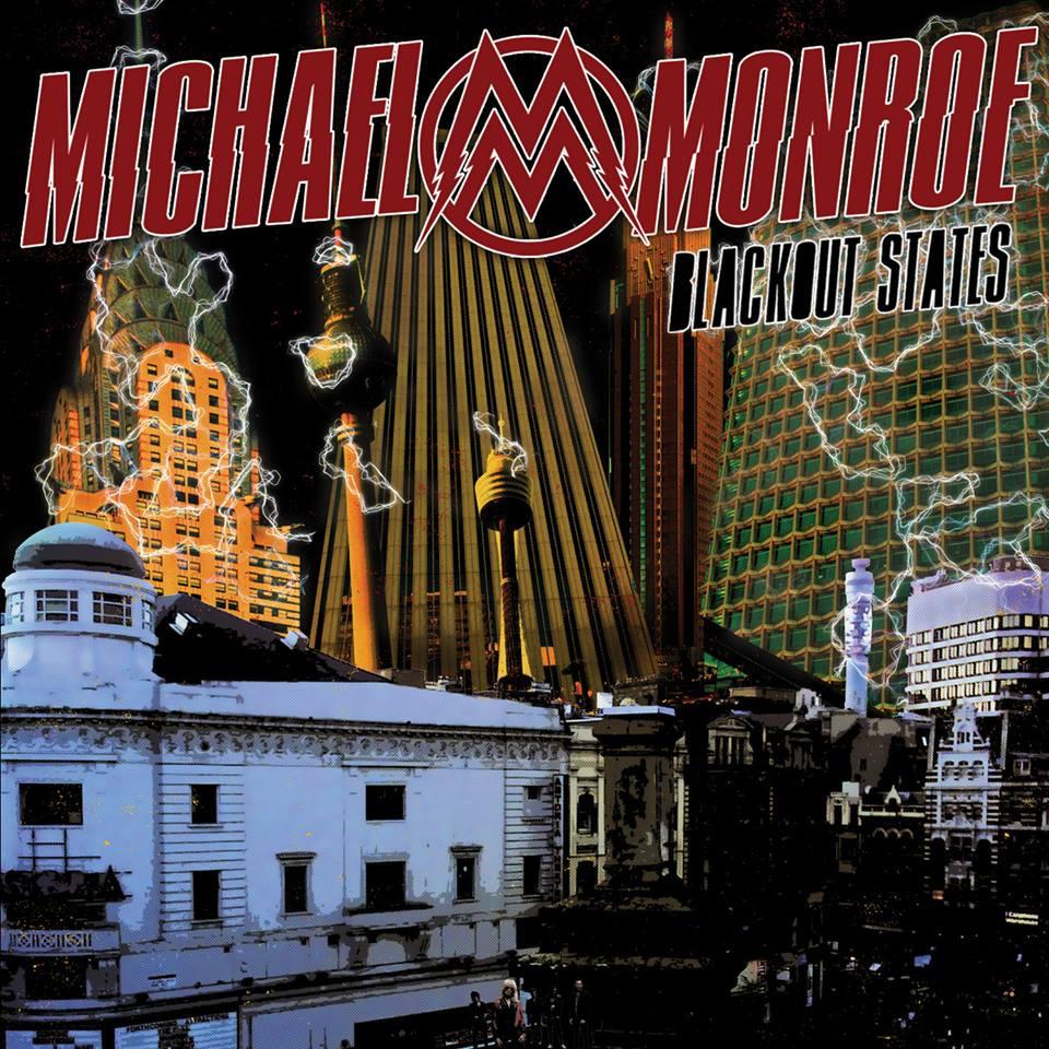 Blackout States is Michael Monroe's tenth solo studio album.