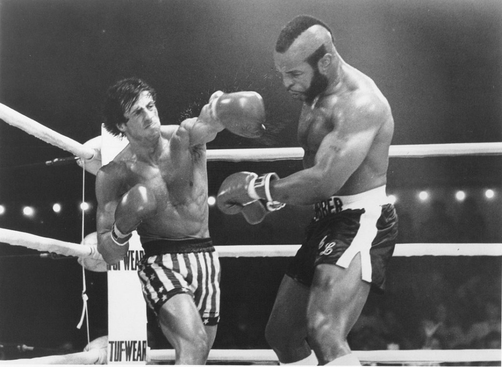 Mr. T, in the role of Clubber Lang, left a lasting impact on viewers of Rocky III.