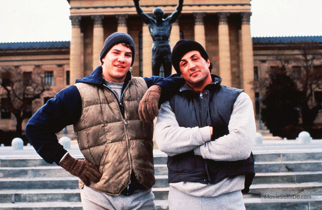 In Rocky V, Balboa goes from fighter to manager, with results that end up less than favorable down the road.