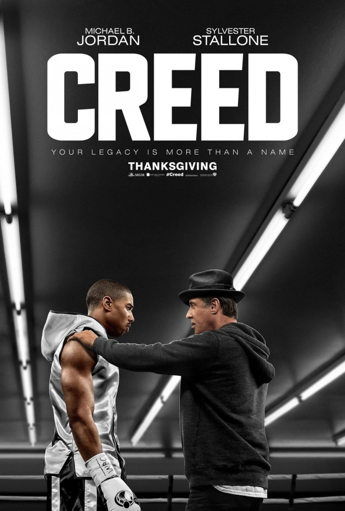 Creed was released in American theaters on Thanksgiving weekend 2015. The film is part spin-off, part Rocky sequel.