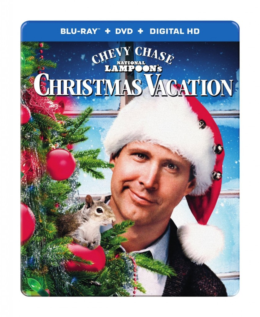 This is the second official Blu-ray release of National Lampoon's Christmas Vacation (not counting repackaged versions of the old transfer).