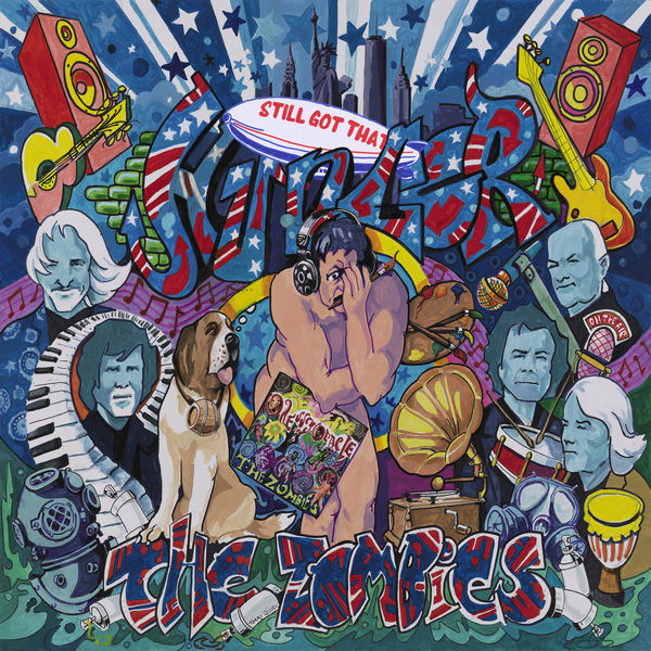 Still Got That Hunger is the latest album from the Zombies!
