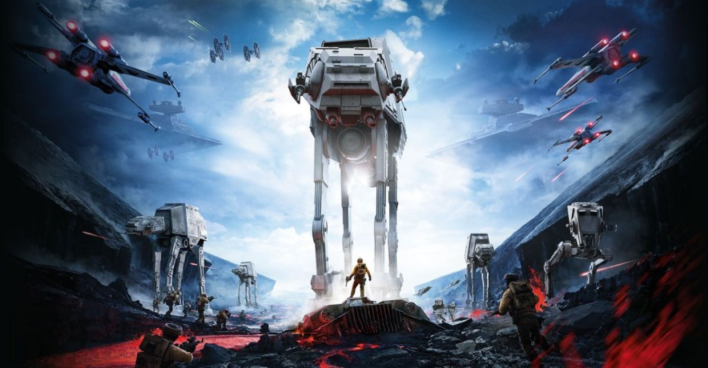 Star Wars Battlefront takes you straight to the deadliest and chaotic battlefields of a the galaxy far far away!