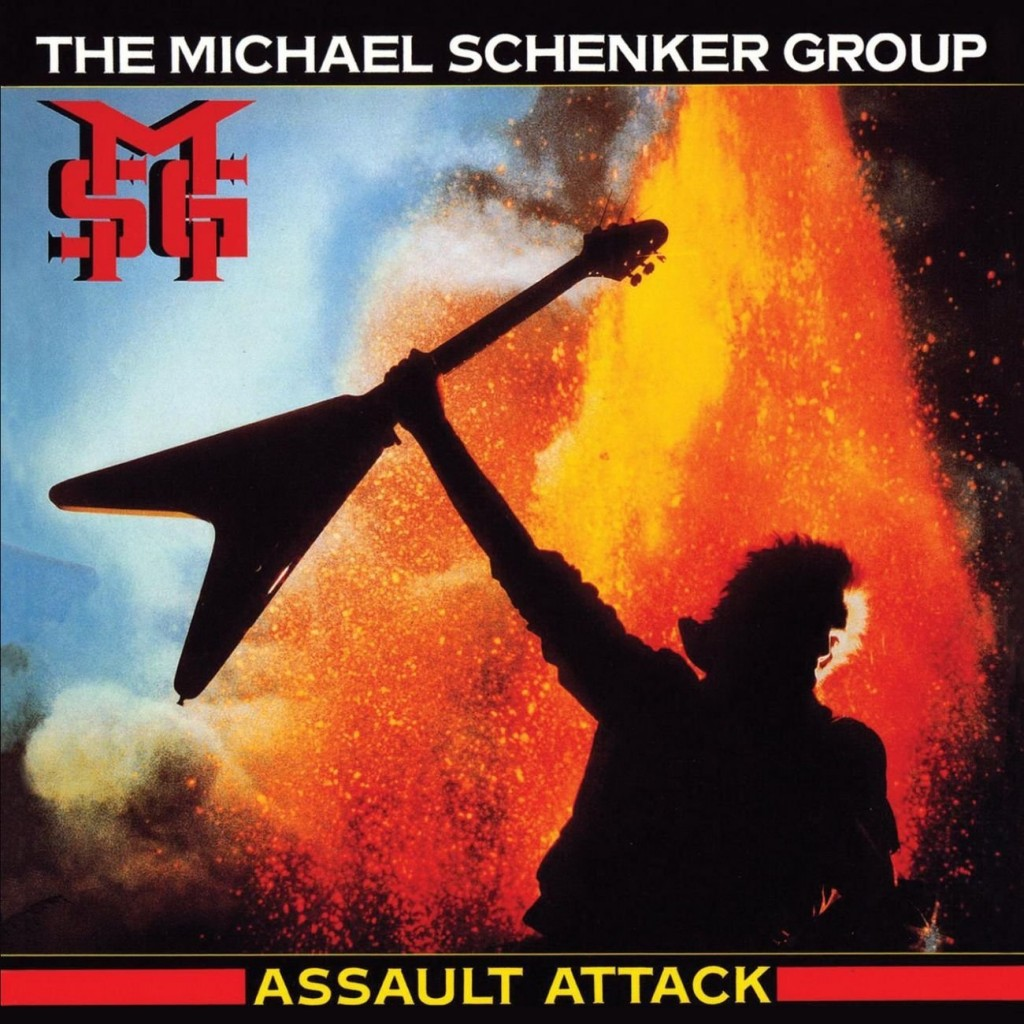 Assault Attack was the third studio album from the Michael Schenker Group. It was the only one to feature Graham Bonnet on vocals.