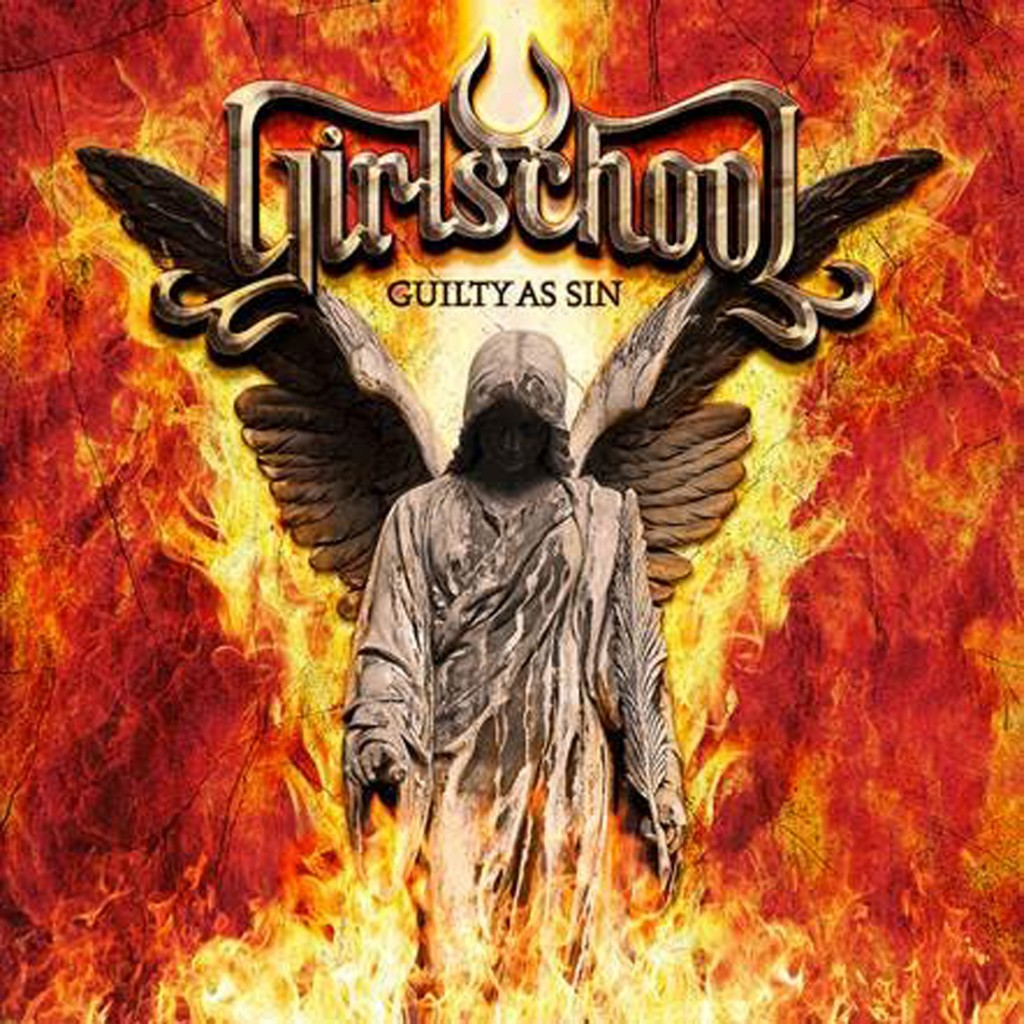 Guilty as Sin is the latest studio album from Girlschool!