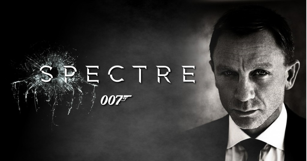 Spectre sees Daniel Craig reprising the role of James Bond a fourth time.