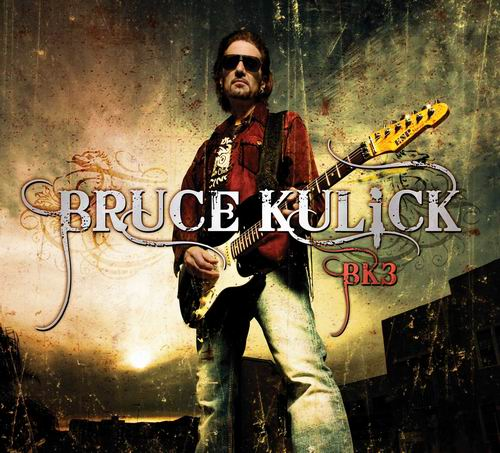 Bruce Kulick keeps busy in his post-KISS career as a member of Grand Funk Railroad, and as a solo artist. Has latest solo album, BK3, came out in 2010.