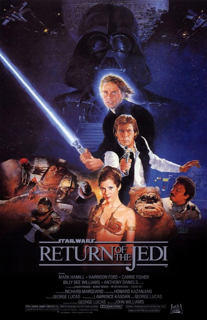 Star Wars Episode VI - Return of the Jedi