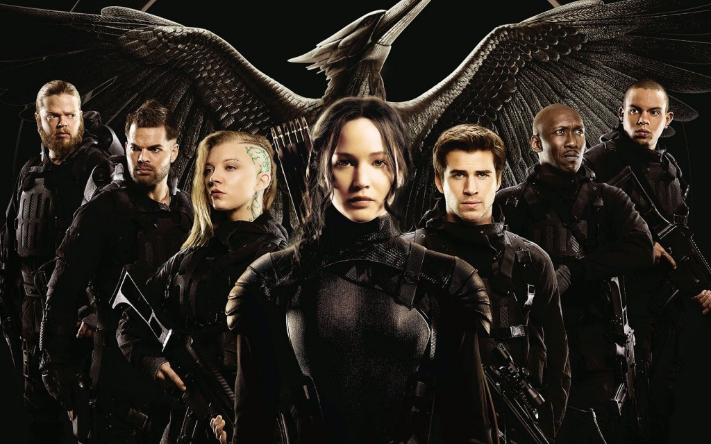The Hunger Games - Mockingjay Part 2 is the fourth and final film in the series.