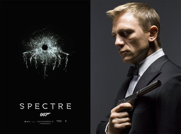 This marks the first attempt to bring the SPECTRE organization back into the James Bond mythos in decades.