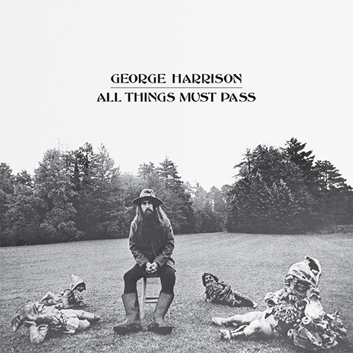 All Things Must Pass is the first solo album proper from George Harrison (although he had recorded a pair of avant-garde experimental albums in the 60s while still a part of the Beatles).