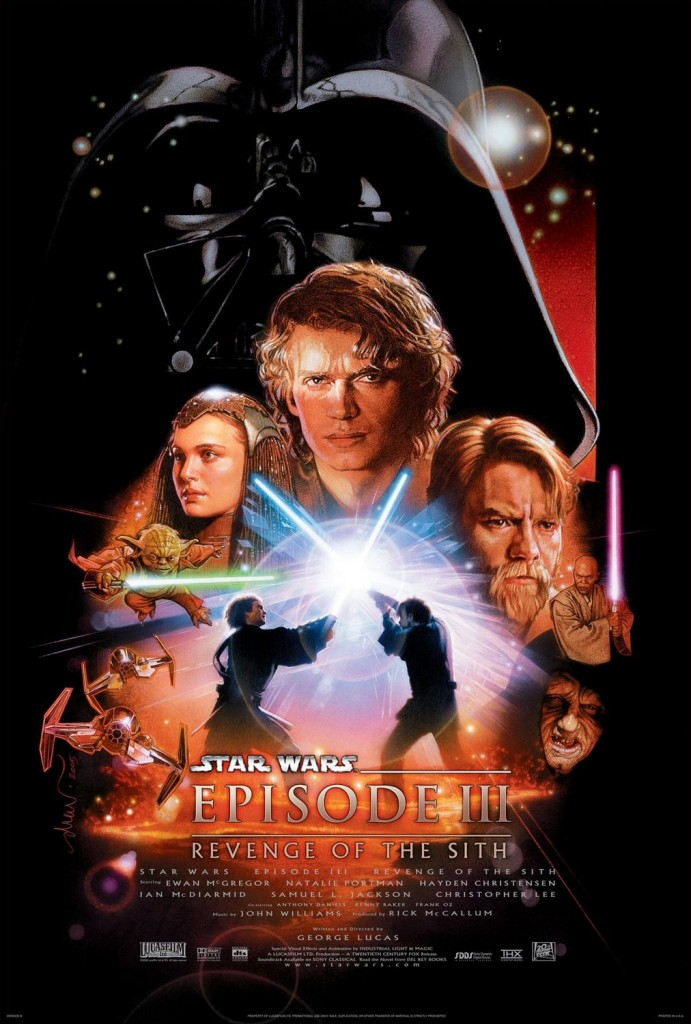 Star Wars Episode III - Revenge of the Sith