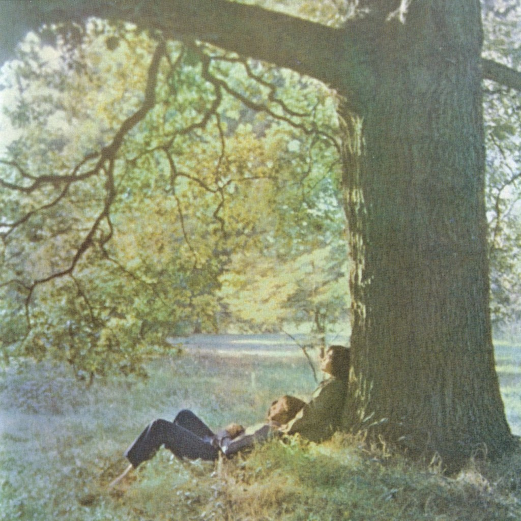 Plastic Ono Band is the first solo album proper from John Lennon (he had previously recorded a trio of avant-garde experimental albums with Yoko Ono).