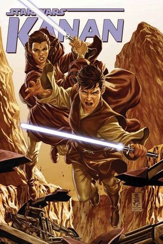 """First Blood"" is the second story arc of Kanan, which goes back in time further, to his first mission in the Clone Wars."