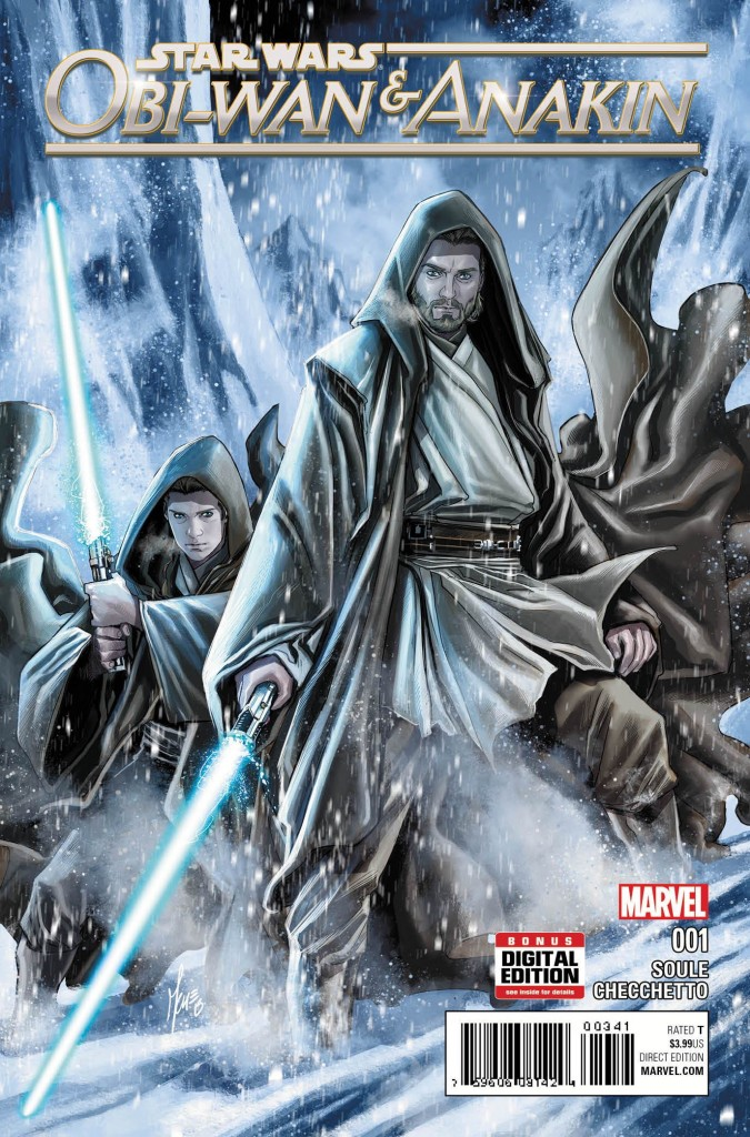Obi-Wan and Anakin will be the first new mini series to be released in 2016, and likely not the last.