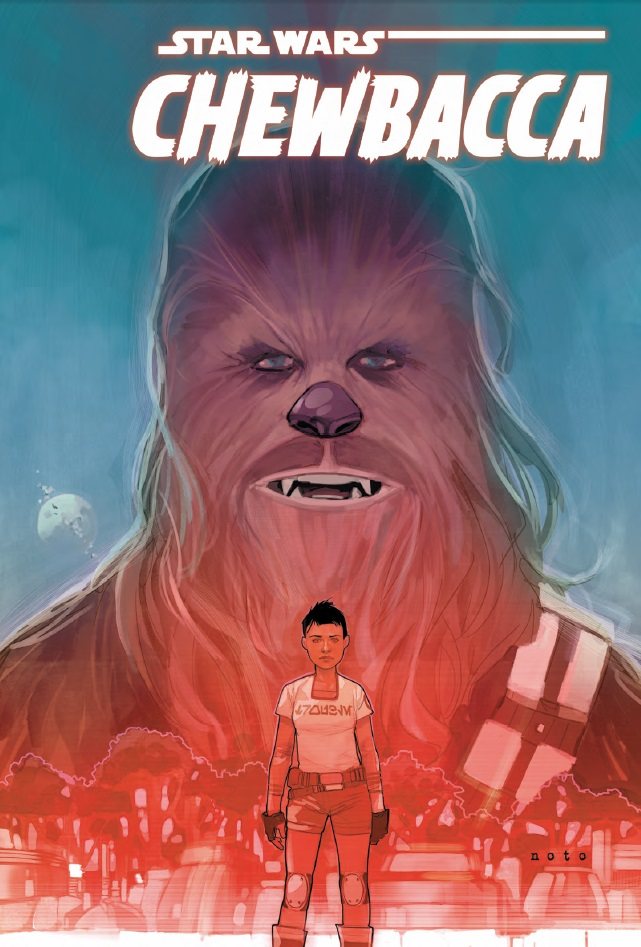 Chewbacca ends its five-issue run on December 30. A trade paperback will be released in 2016.