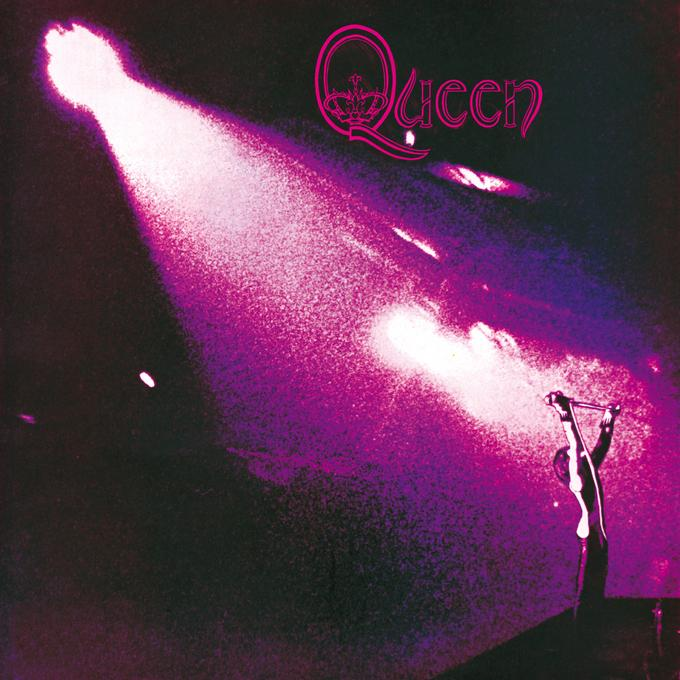 Queen's self-titled debut album was released in 1973.