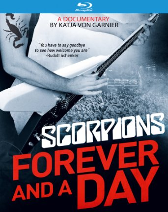 Scorpions - Forever and a Day is a documentary chronicling the history of the band, and their (supposedly) final tour.