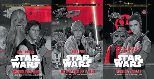 Star Wars - A Trio of Young Adult Novels Featuring the Classic Characters!  - ZRockR Magazine