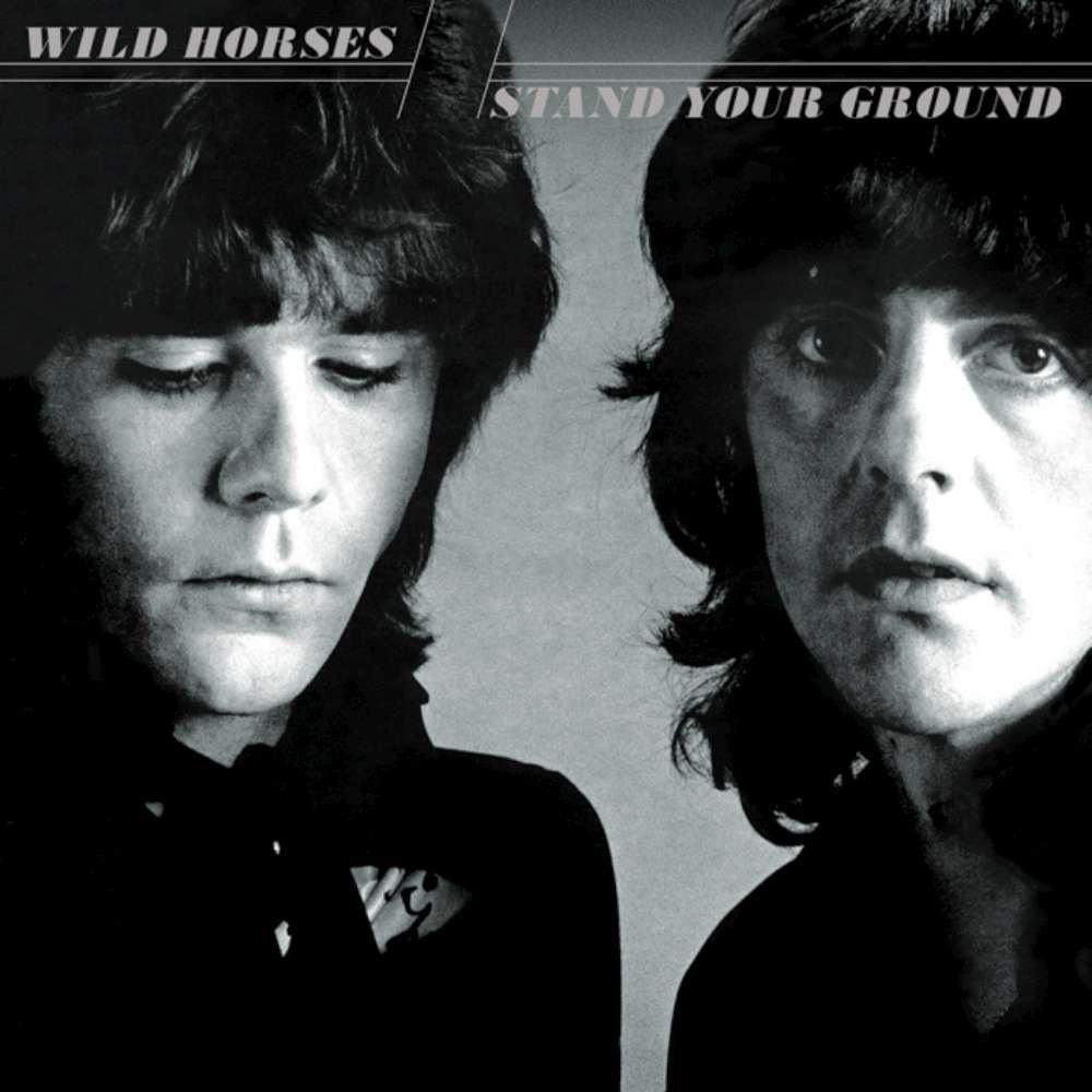 Stand Your Ground was the band's second and final album, released in 1981.