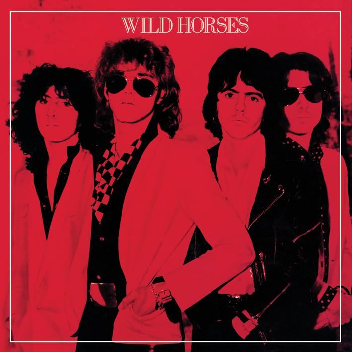 Wild Horses' self-titled debut was released in 1980.