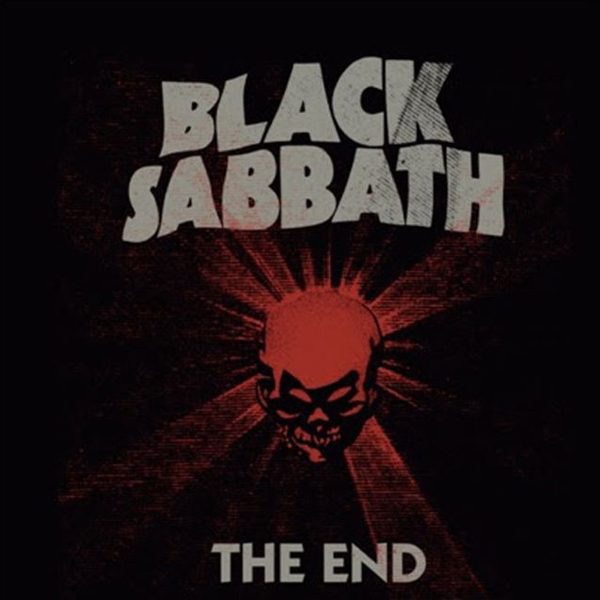 The End EP is only being sold by Black Sabbath on their 2016 farewell tour.