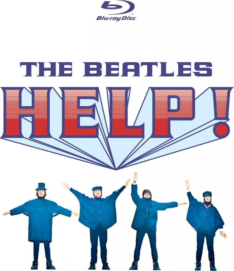 Help! Is the second film from the Beatles, directed by Richard Lester.