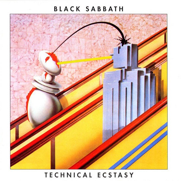 Technical Ecstasy was released in 1976. It is Black Sabbath's second album, and penultimate studio effort from the classic lineup.