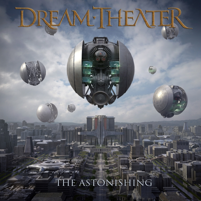 Dream Theater is back with The Astonishing, their latest studio album.