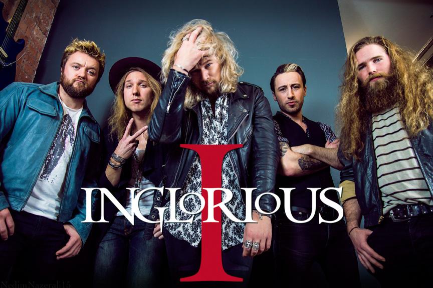 inglorious uk based rockers release one of 2016 39 s best rock albums to date zrockr magazine. Black Bedroom Furniture Sets. Home Design Ideas