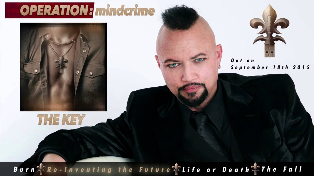 Geoff Tate and Operation: Mindcrime released The Key in October 2015.