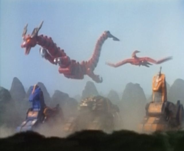 MMPR_Thunderzords