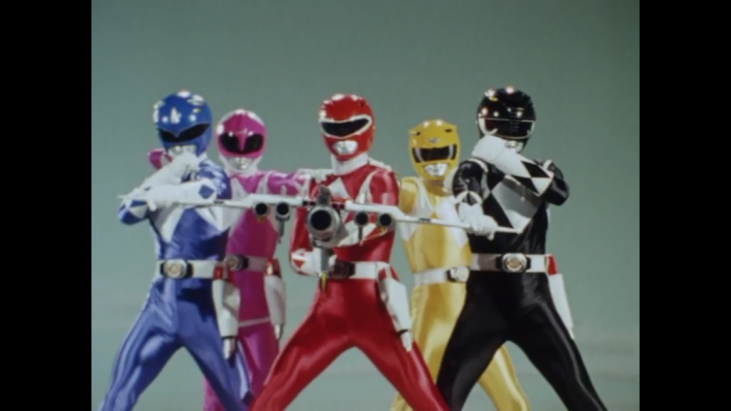 Zyuranger - The Japanese Super Sentai Show that Spawned the