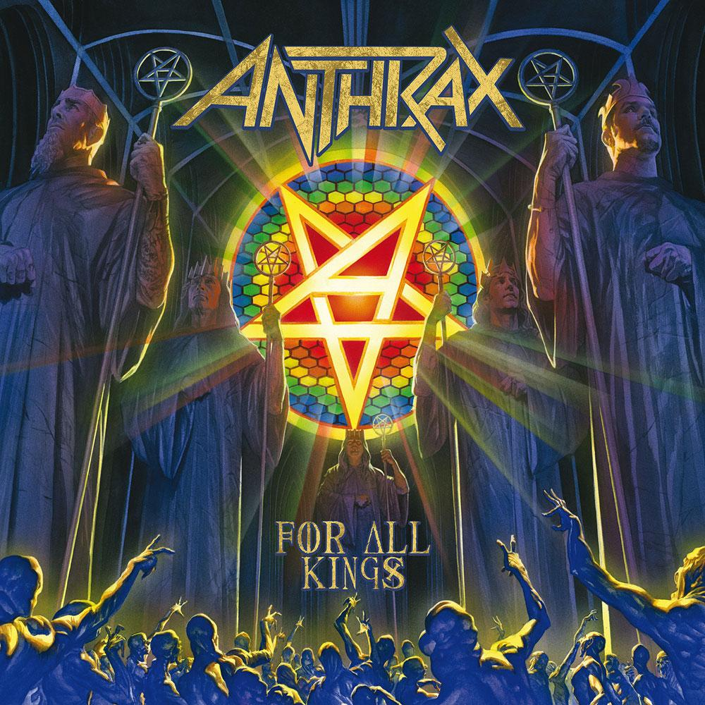 For All Kings is the eleventh studio album from Anthrax.