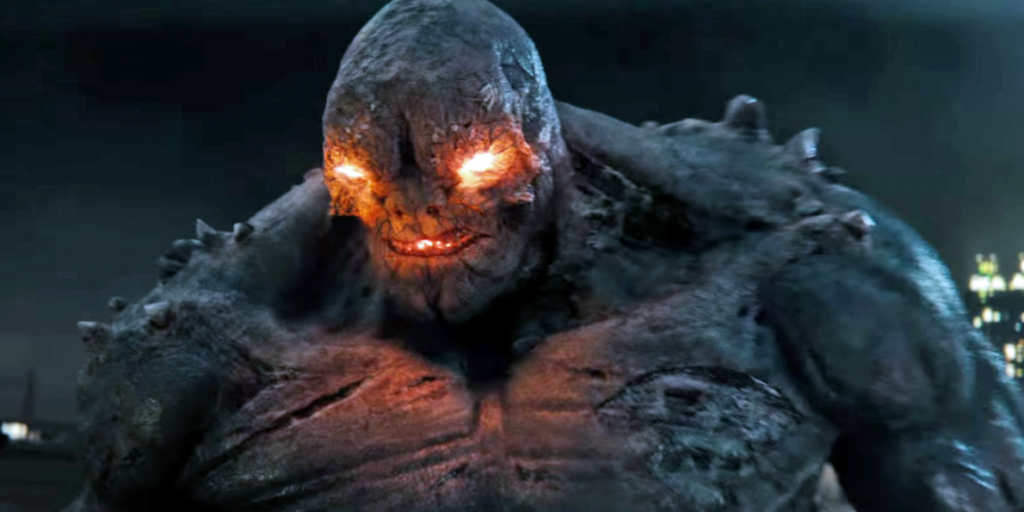 Doomsday serves as one of the antagonists that the film has to offer, with an origin that hearkens back to Man of Steel.