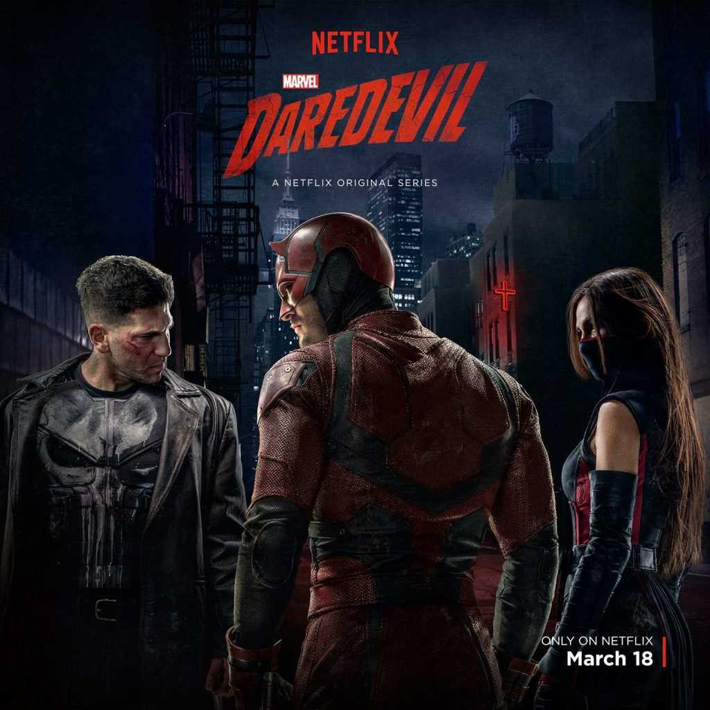 Daredevil unites old and new faces alike in its second season.