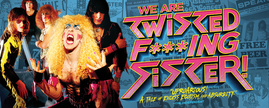 We are Twisted F***ing sister expertly explores the band's early history in the New York/New Jersey club circuit.