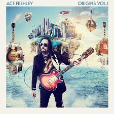 Ace Frehley's Origins Vol. 1 covers album teams him up with some of the best musical talent of his era and beyond.