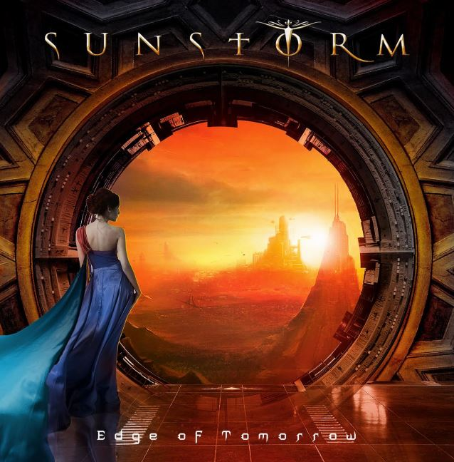 Edge of Tomorrow is Joe Lynn Turner's fourth Sunstorm album, released on Frontiers Records.