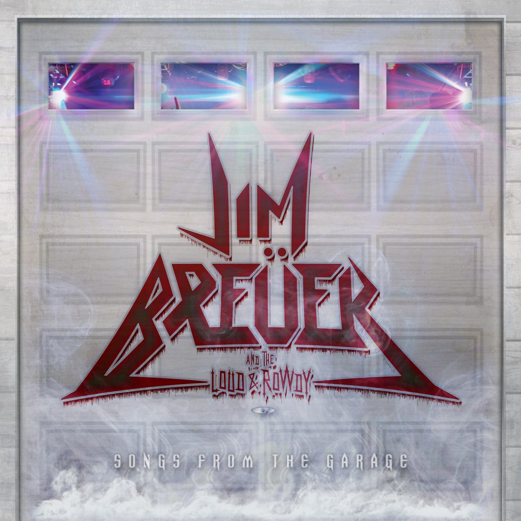 Songs from the Garage is Jim Breuer's first music album.