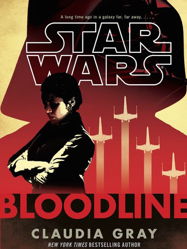 Bloodline is a Star Wars novel set in the Sequel Trilogy era, written by Claudia Gray.