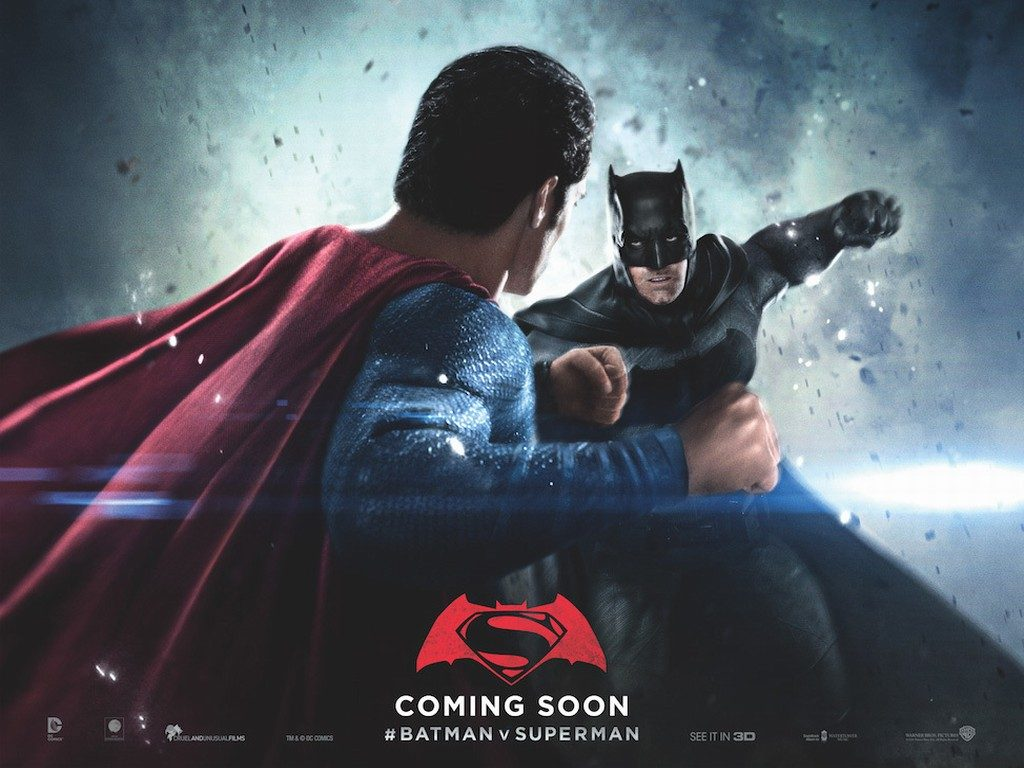 Batman V. Superman hit theaters earlier this years to mixed reviews.