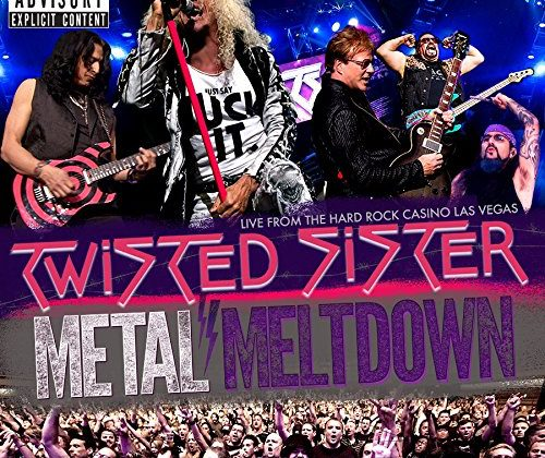 Twisted Sister.Metal Meltdown.DVD.2016