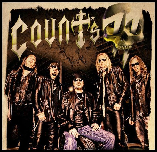 Count's 77 returns with their second album, Soul Transfusion, again produced by Shrapnel Records' Mike Varney.