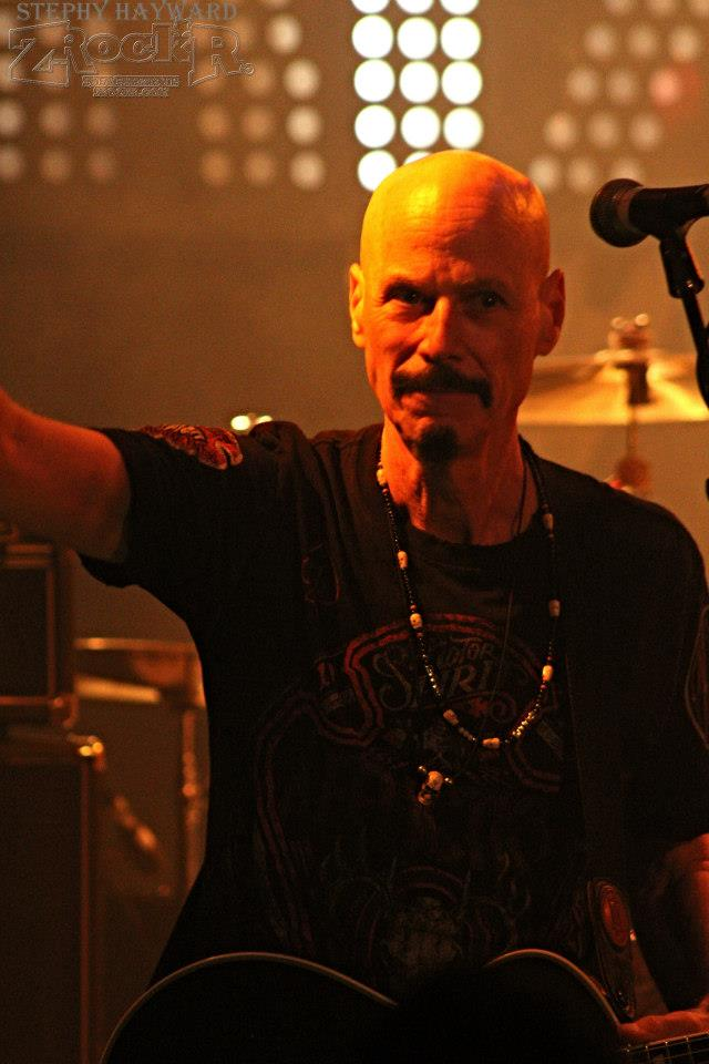Bob Kulick performing at KISS Night in Las Vegas IV.