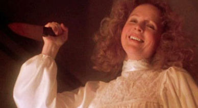 Piper Laurie plays Carrie's religious fanatic mother, in a performance that was nominated for an Academy Award.